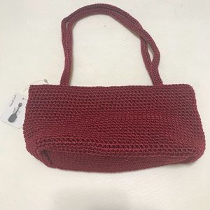 NWT Sak Red Purse